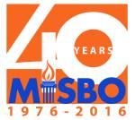 MISBO 40th logo